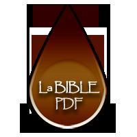 Goutte La Bible PDF